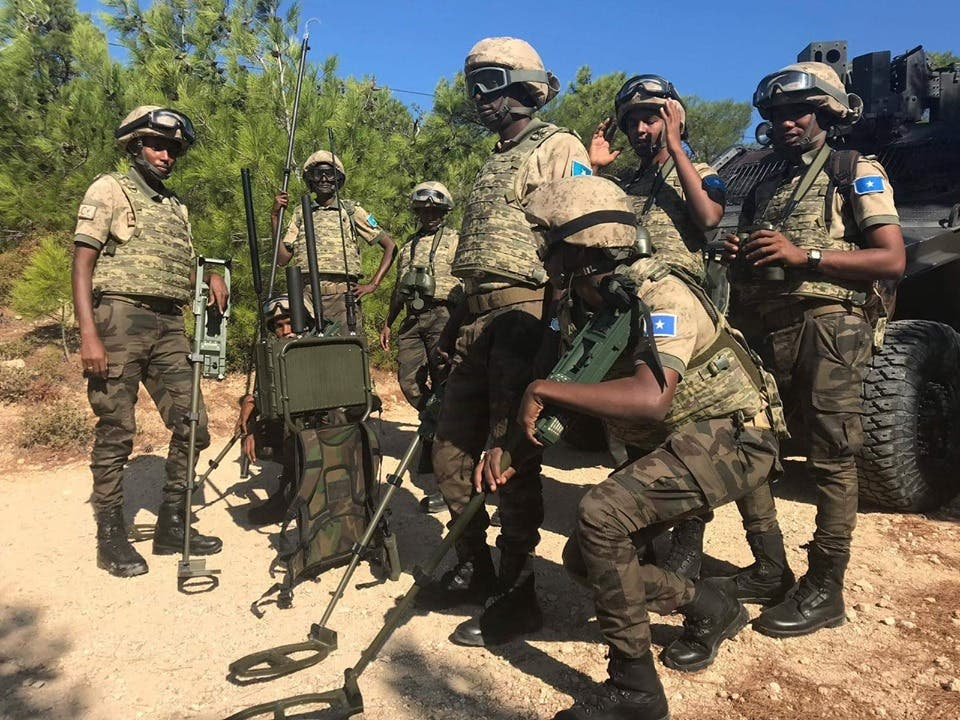 Puntland oo ka walaacsan ciidan 'hal dhinac ka raran' oo ay dhiseyso DF Somalia