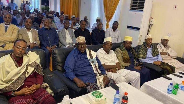 Guuxa beesha Hawiye ma beddeli doonaa qorshaha doorashada ee Villa Somalia?