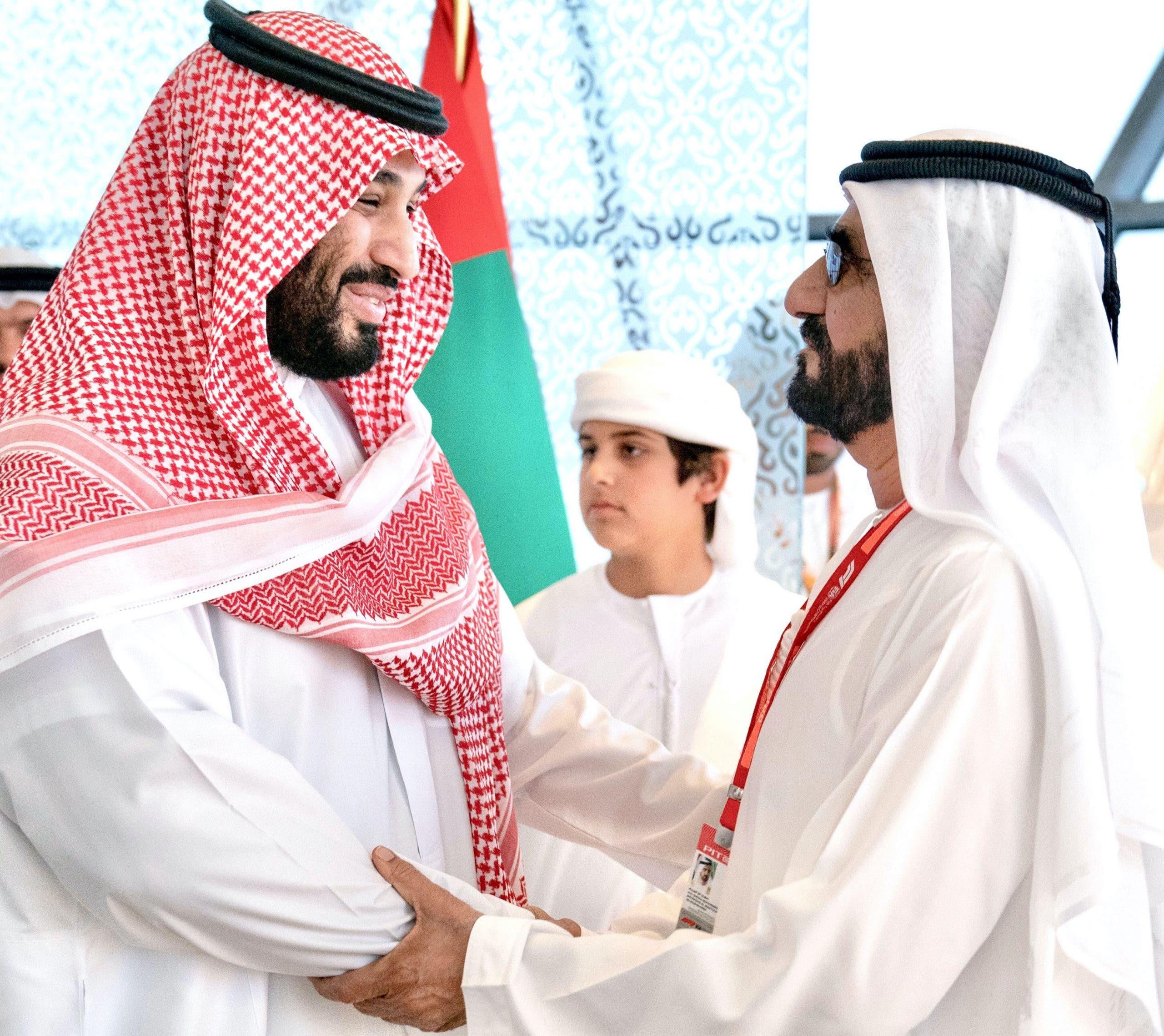 Amiirka Dubai 'oo doonaya' in gabadhiisa 11 jirka ah uu u guuriyo Bin Salmaan
