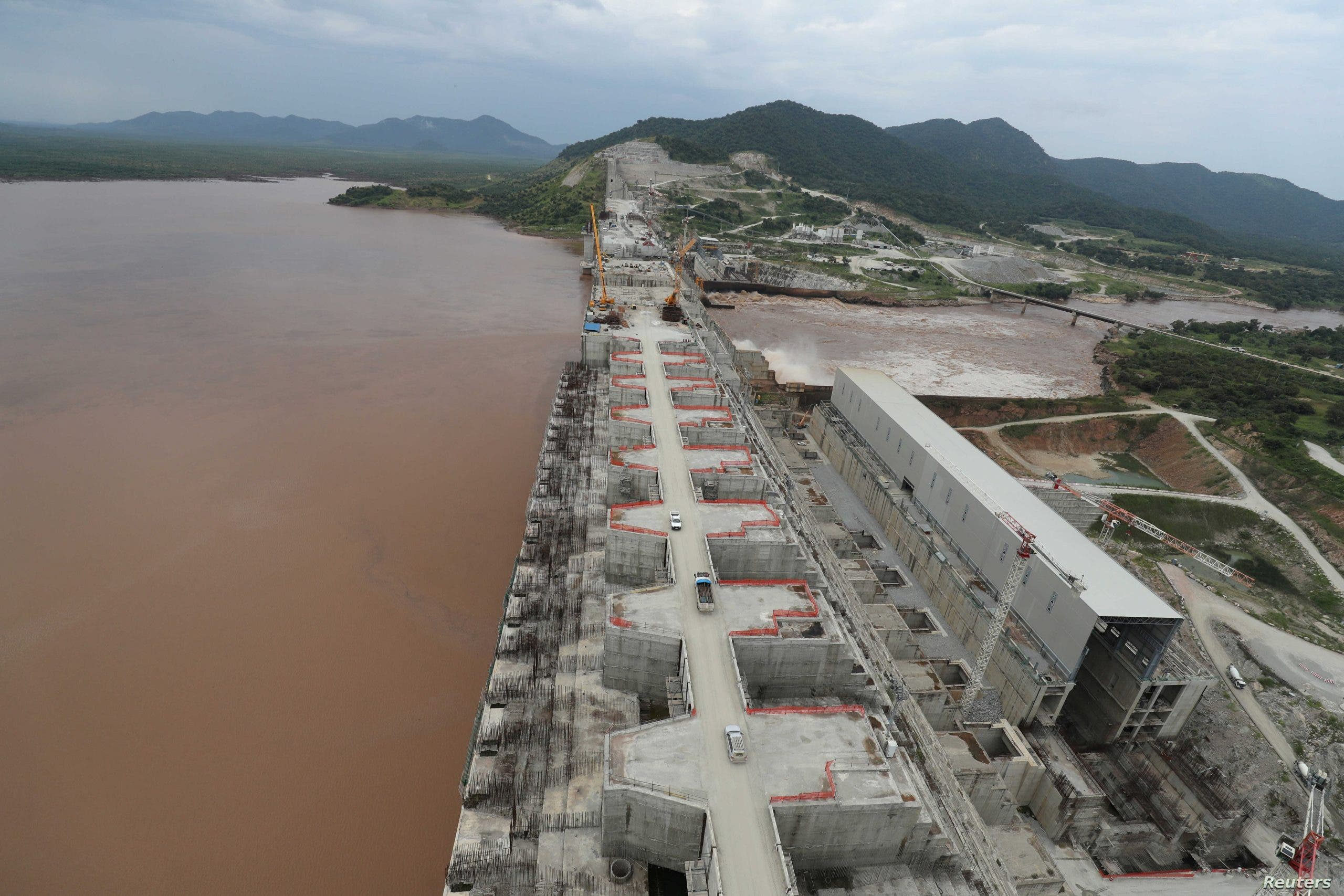 Ethiopia and Egypt reach 'major common understanding' on massive Nile River dam