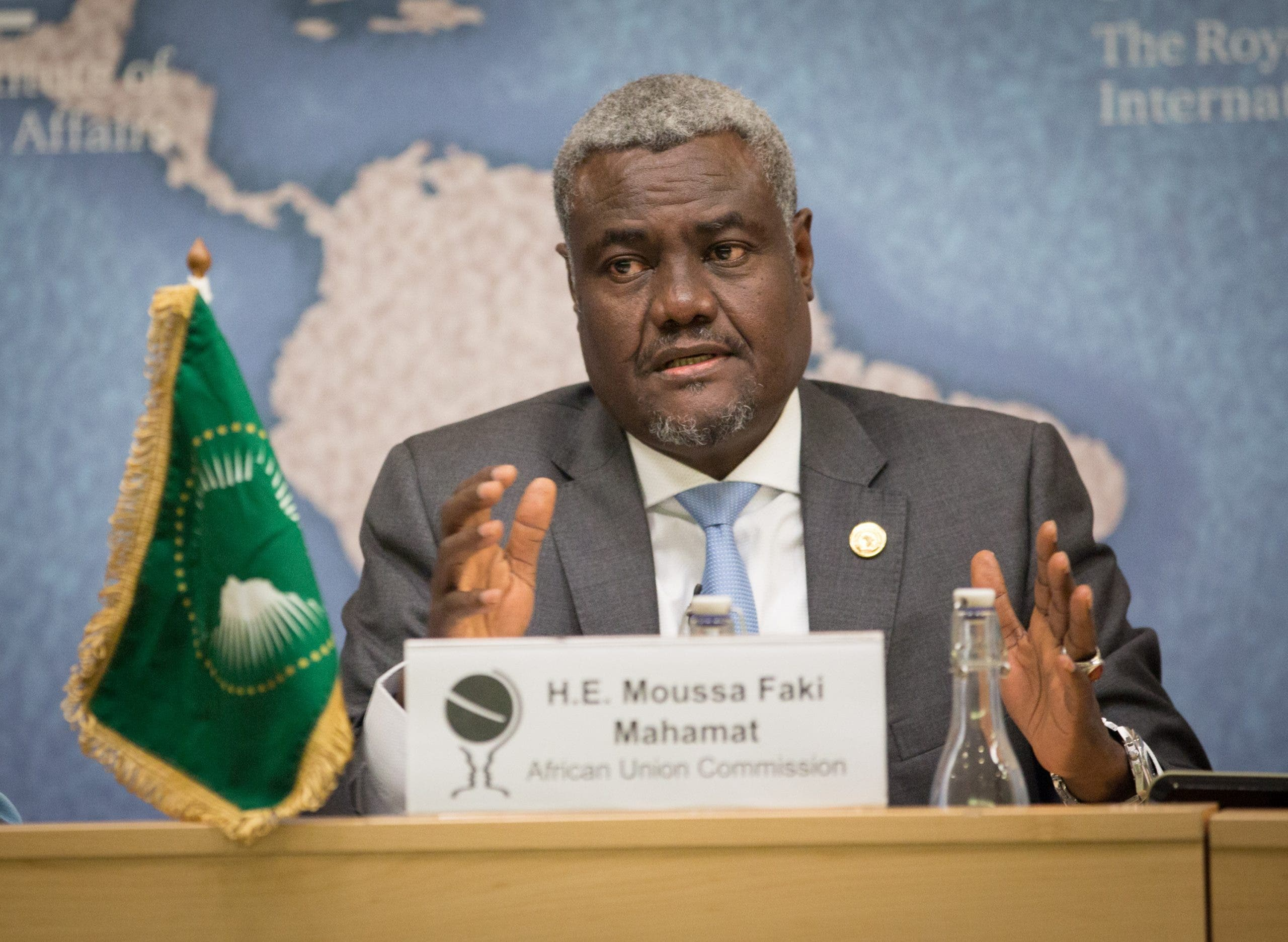AU calls on Somalia, Kenya to dialogue to ease border tensions