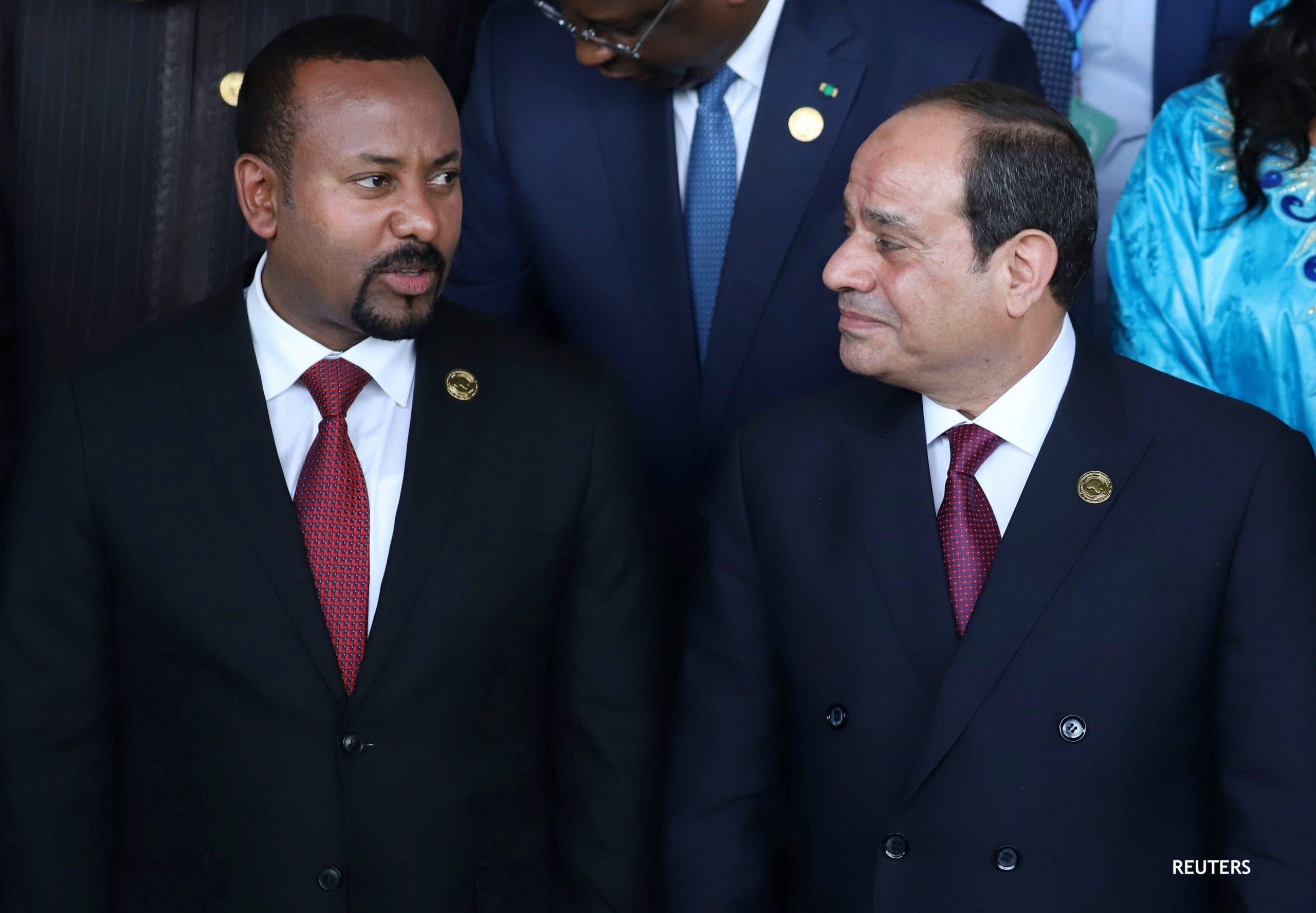 Masar iyo Ethiopia oo qaaday tallaabooyin cabsi leh oo ka daray xiisadda labada dal