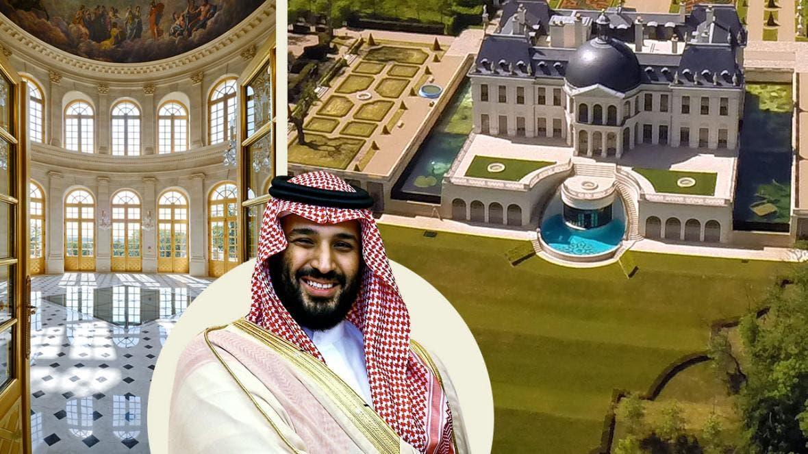 France oo Maxamed Bin Salman ku bah-dishay qasri uu ku iibsaday $300 milyan