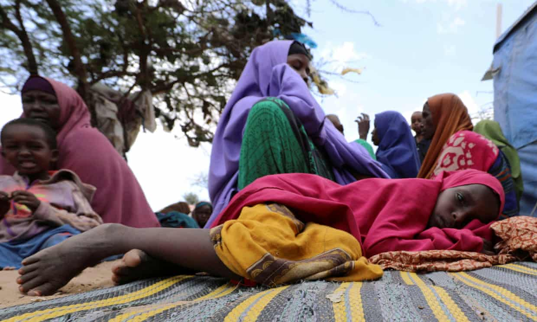 Mogadishu's refugees 'waiting for death' as Covid-19 reaches Somalia