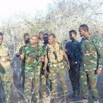DF oo shaacisay inay dishay sarkaal ka tirsan Shabaab