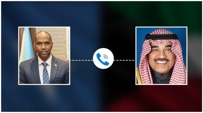 Kuwait oo ballan qaad culus u sameysay Ra'iisul wasaare KHAYRE