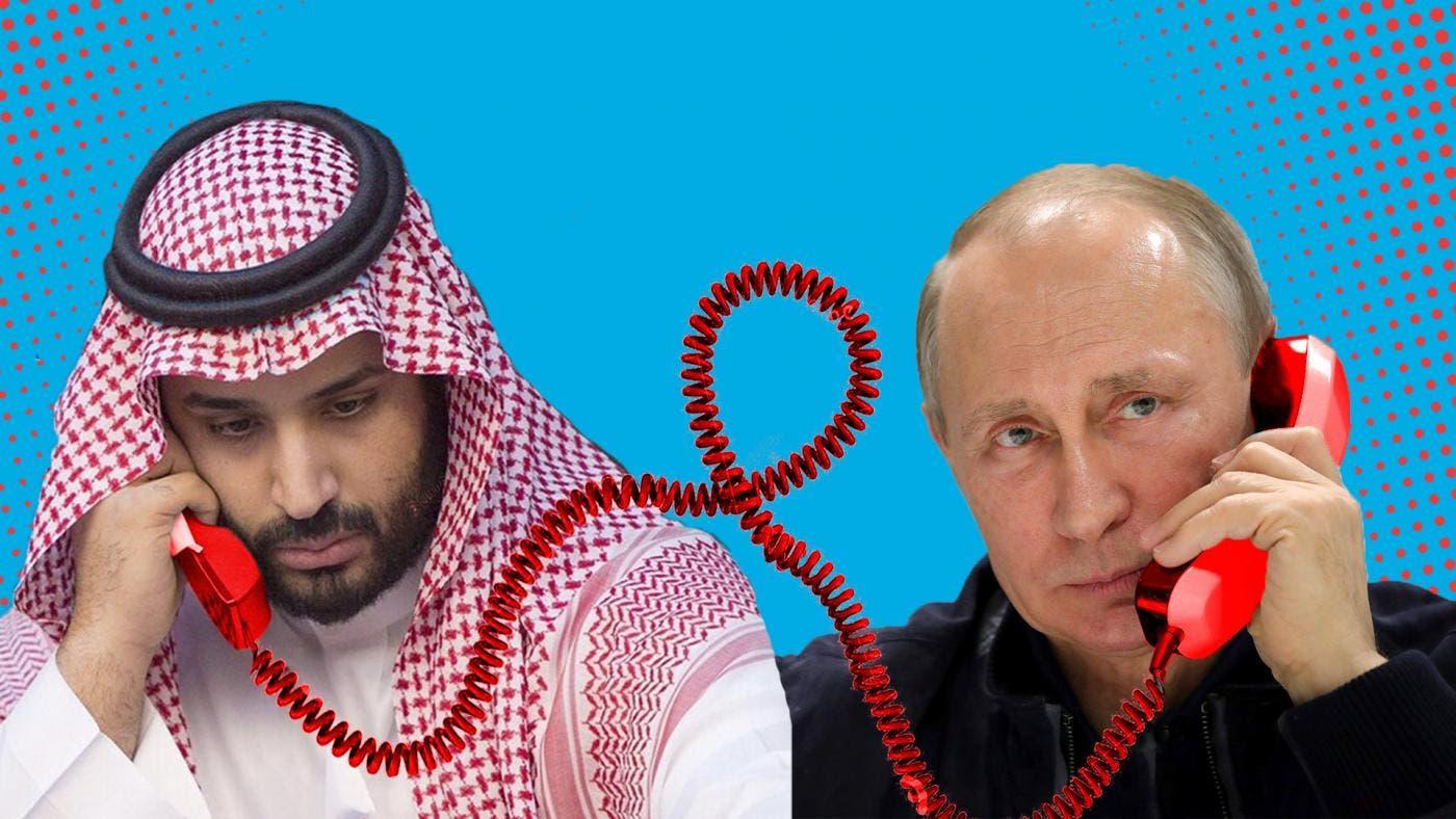 Wicitaankii teleefon ee Putin iyo Mohamed Bin Salman ee sababay dagaalka 2-da dal