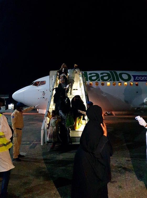 Somalia evacuates citizens from Saudi amid coronavirus fears.