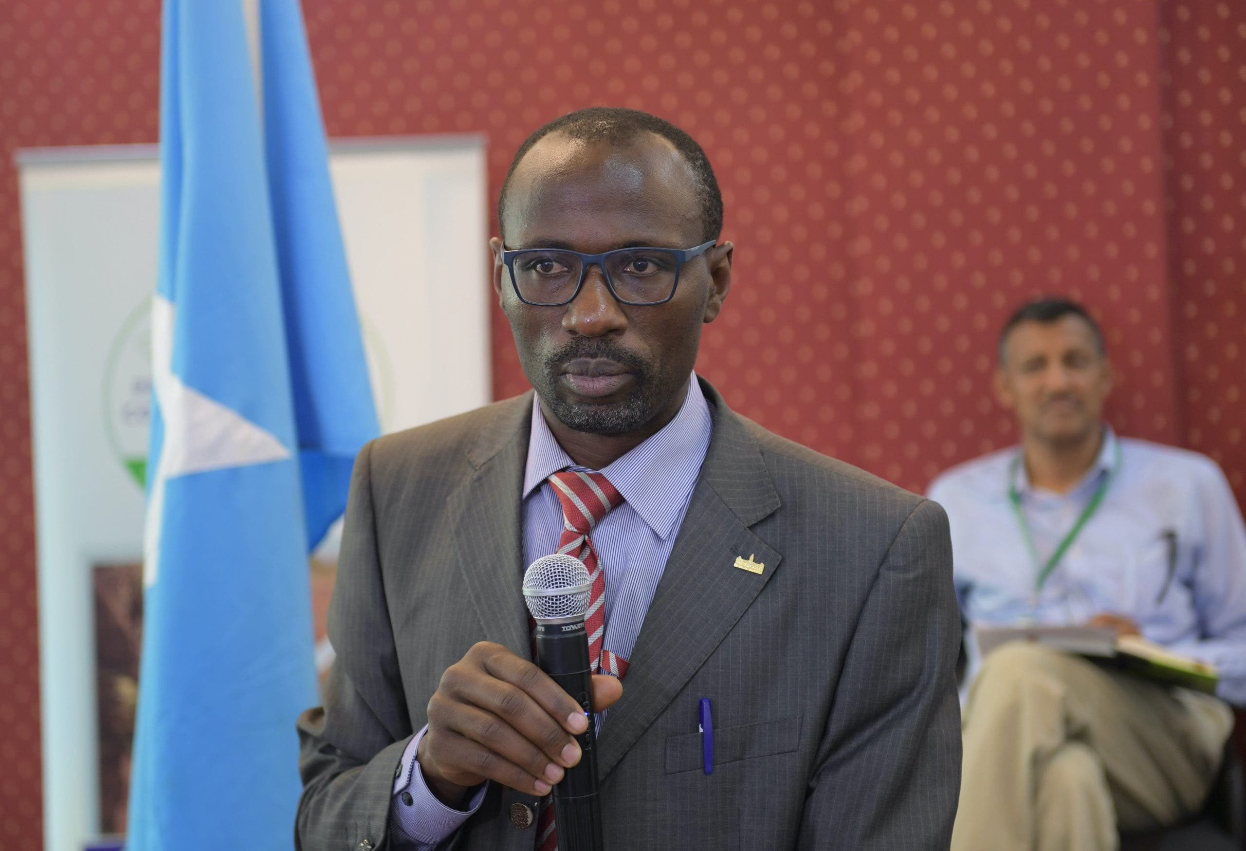 AMISOM chief Intelligence Dr. Walters Samah 'removed from Mogadishu for breach of mandate and malpractices'