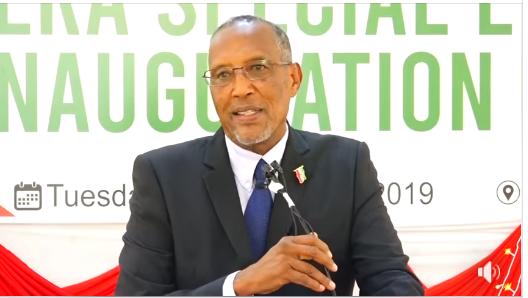 Muuse Biixi oo hal shardi oo cusub ku xiray wada-hadalka Soomaaliya iyo Somaliland
