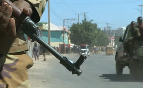 Auto-Rickshaw driver shot dead outside Mogadishu