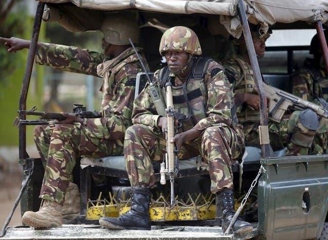 Kenyan police thwart al-Shabab attack in Garissa