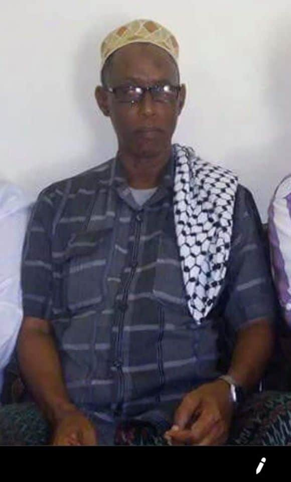 Well Known Somali elder shot dead in Mogadishu