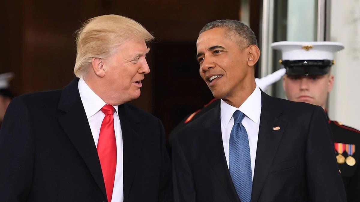 OBAMA oo cod sir ah laga duubay isagoo weerar ku qaadaya Trump (Dhageyso)