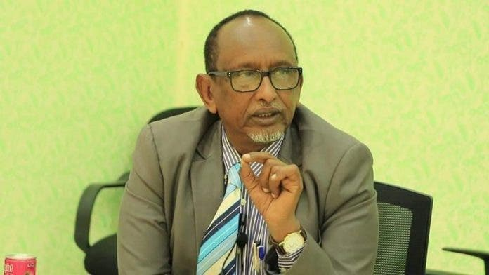 Puntland Minister of Environment dies of covid-19 in Mogadishu.
