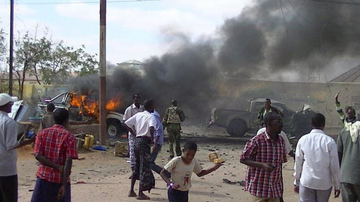 Suicide bomber kills governor in Somalia's Puntland region