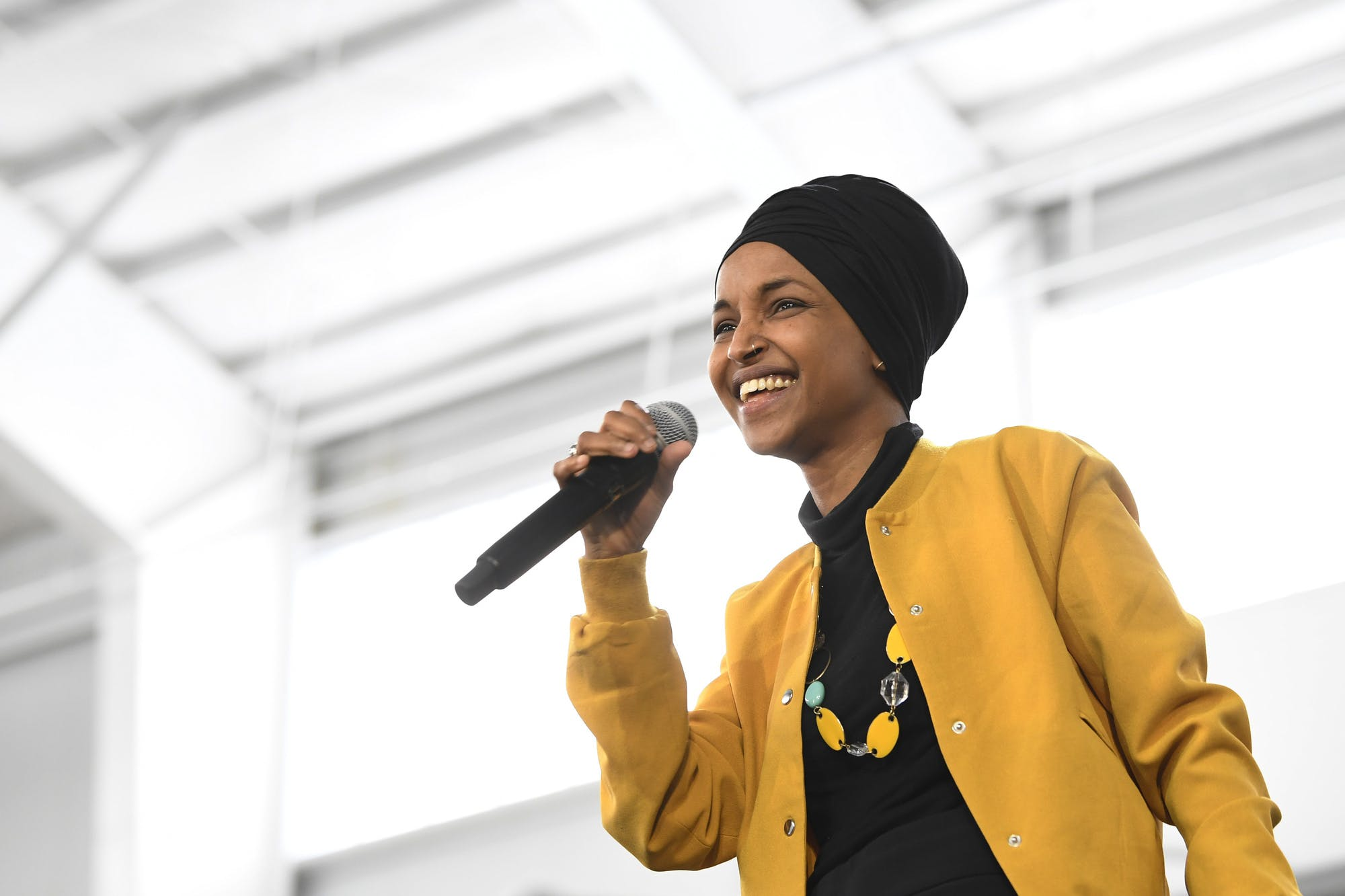 U.S. Rep. Ilhan Omar wins DFL endorsement in reelection ...