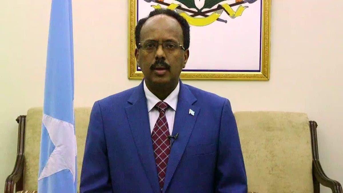 President Farmajo congratulates the public on Eid al-Fitr