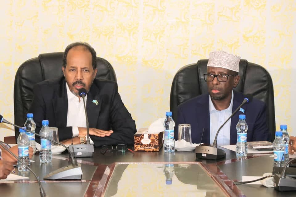 Somalia opposition parties voice grave concern over presence of non-AMISOM troops in Somalia