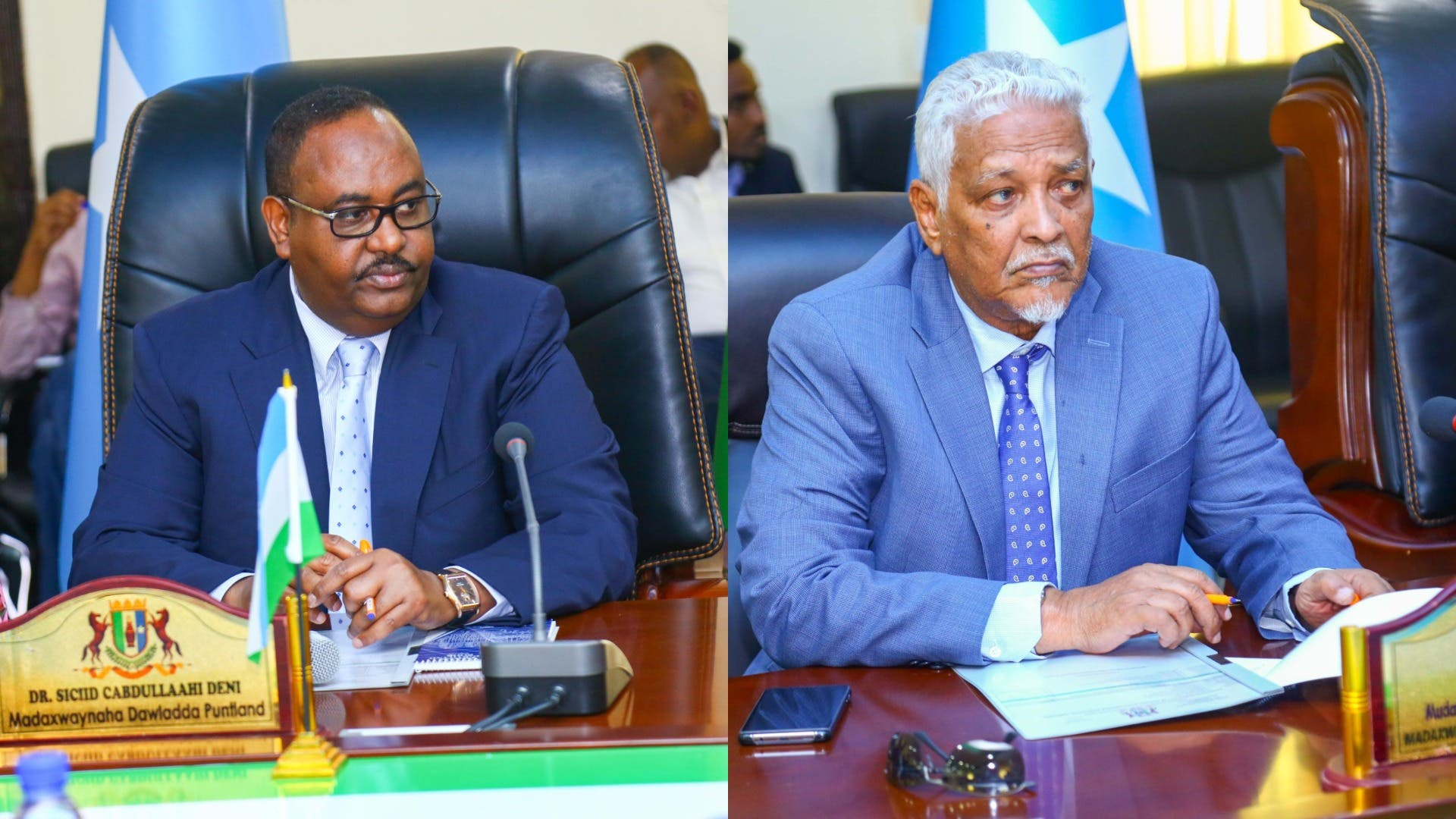 Constitutional Crisis in Puntland: The President's feud with his Vice President
