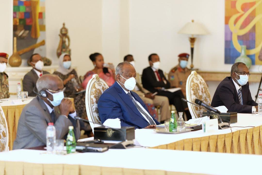 War-murtiyeed laga soo saaray shirkii Soomaaliya iyo Somaliland ee Jabuuti