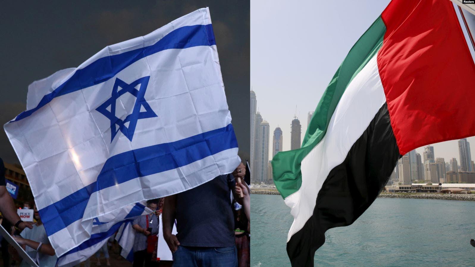 Israel iyo Imaaraadka oo ku dhowaaqay wada-shaqeyn maalmo ka hor goosashada Israel ee Daanta Galbeed