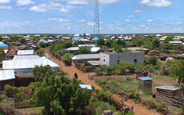 Al-Shabab militants launch attack on military base in Southern Somalia