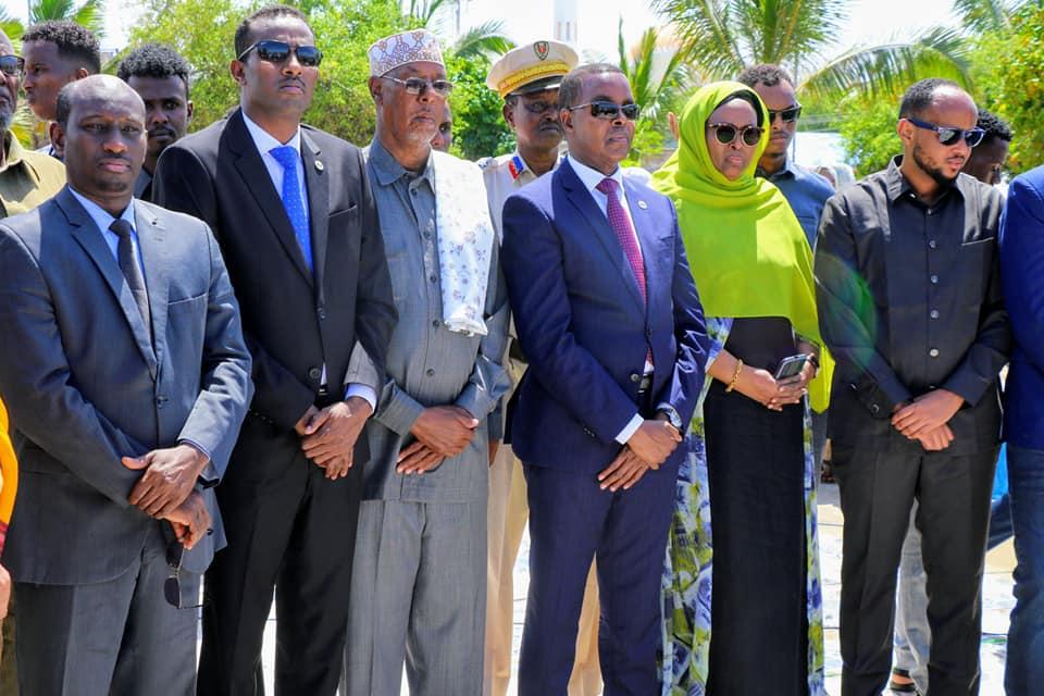 Cumar Filish: Muqdisho waa meesha kaliya ee shanta Somali aysan ku dareemin in laga leeyahay + Sawirro