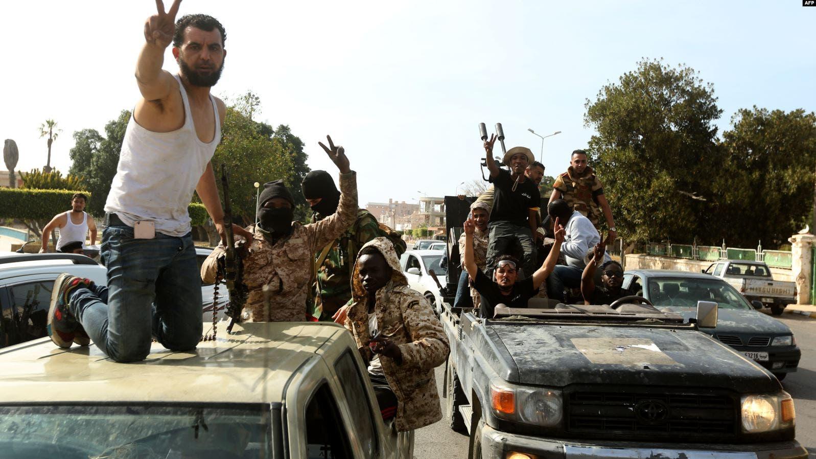 Xiisada dagaal ee Libya oo waji cusub yeelatay (Warbixin)