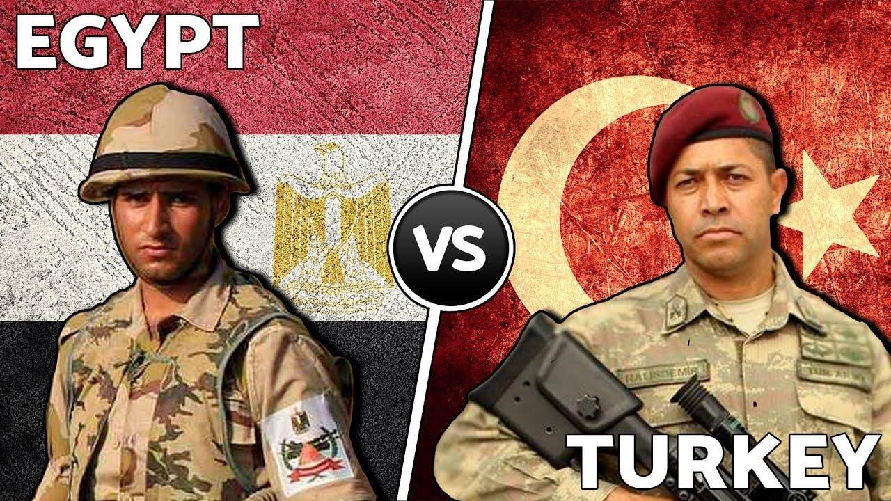 Dalalka Masar iyo Turkey oo qarka u saaran dagaal militari oo dhex-mara (Warbixin)