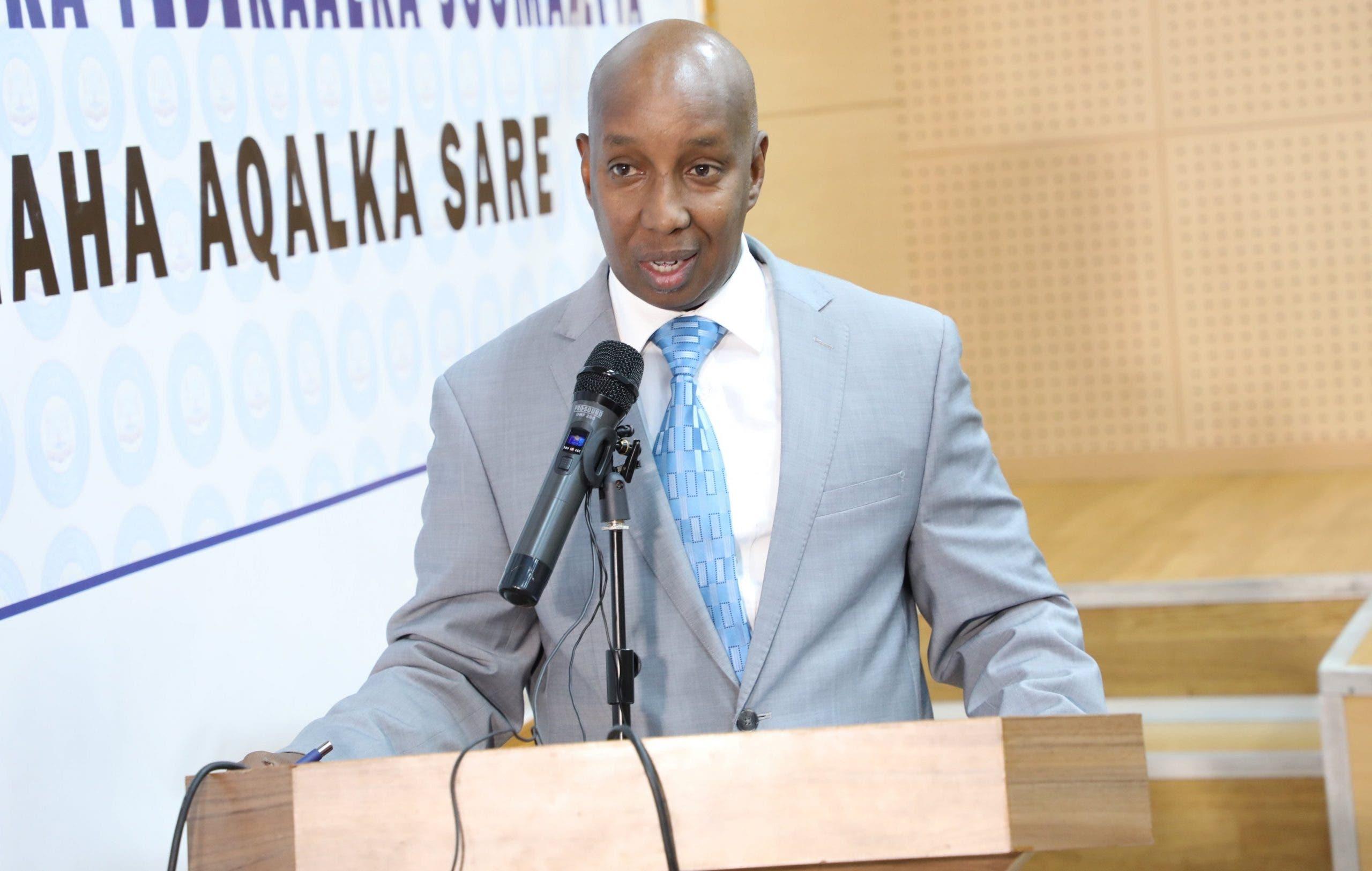 DF SOMALIA oo shaaca ka qaaday xilliga dib loo furayo duulimaadyada caalamiga