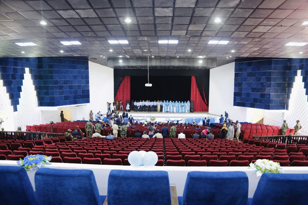 'Historic night' as Somalia screens first film in 30 years