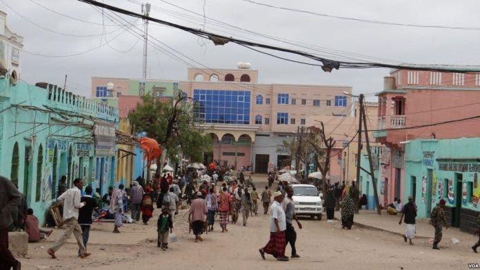 Somali Military official Shot Dead in Baidoa