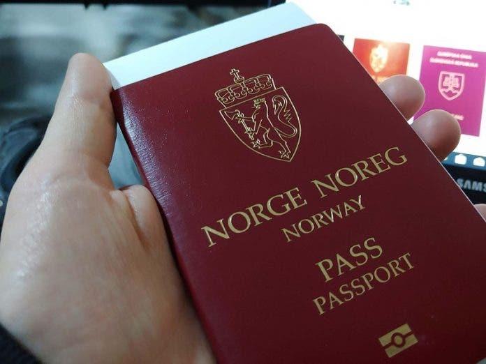 Daawo: Norway oo sahashay qaadashada Passport-ka weyn iyo warbixin muhiima