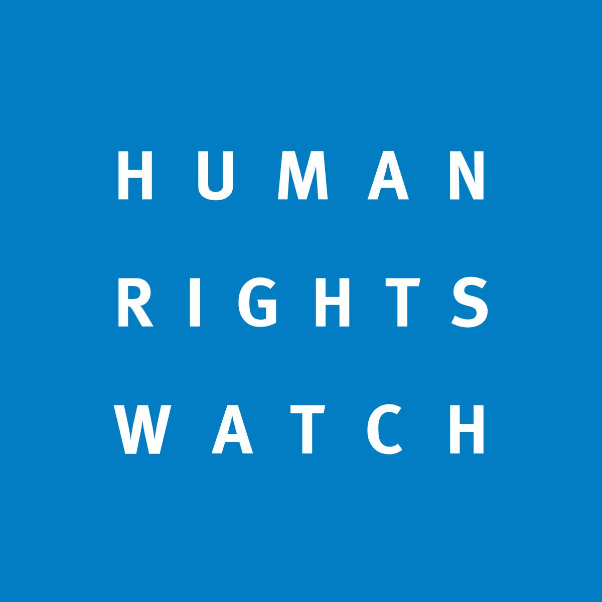 Human Rights watch oo eedeyntii ugu cusleyd u jeedisay DF Soomaaliya