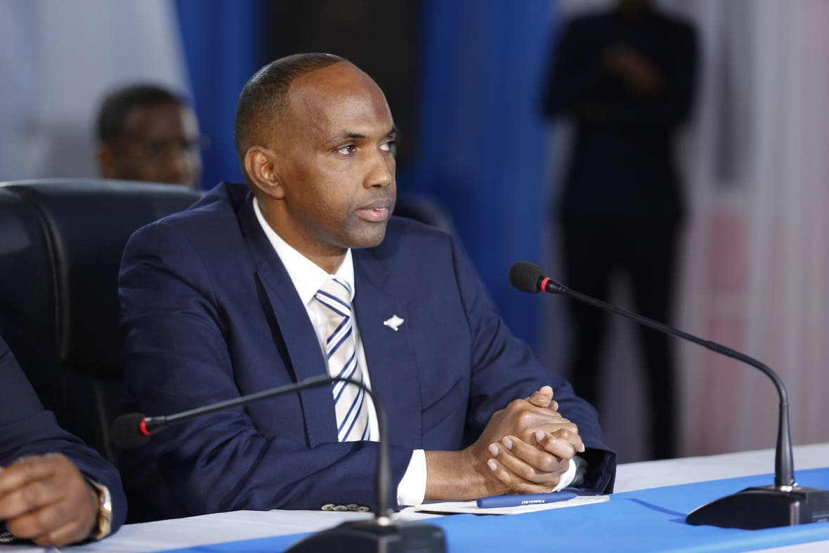Somali parliament ousts the PM