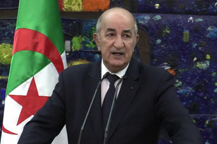 Madaxweynaha Algeria oo markale u gefay Soomaaliya