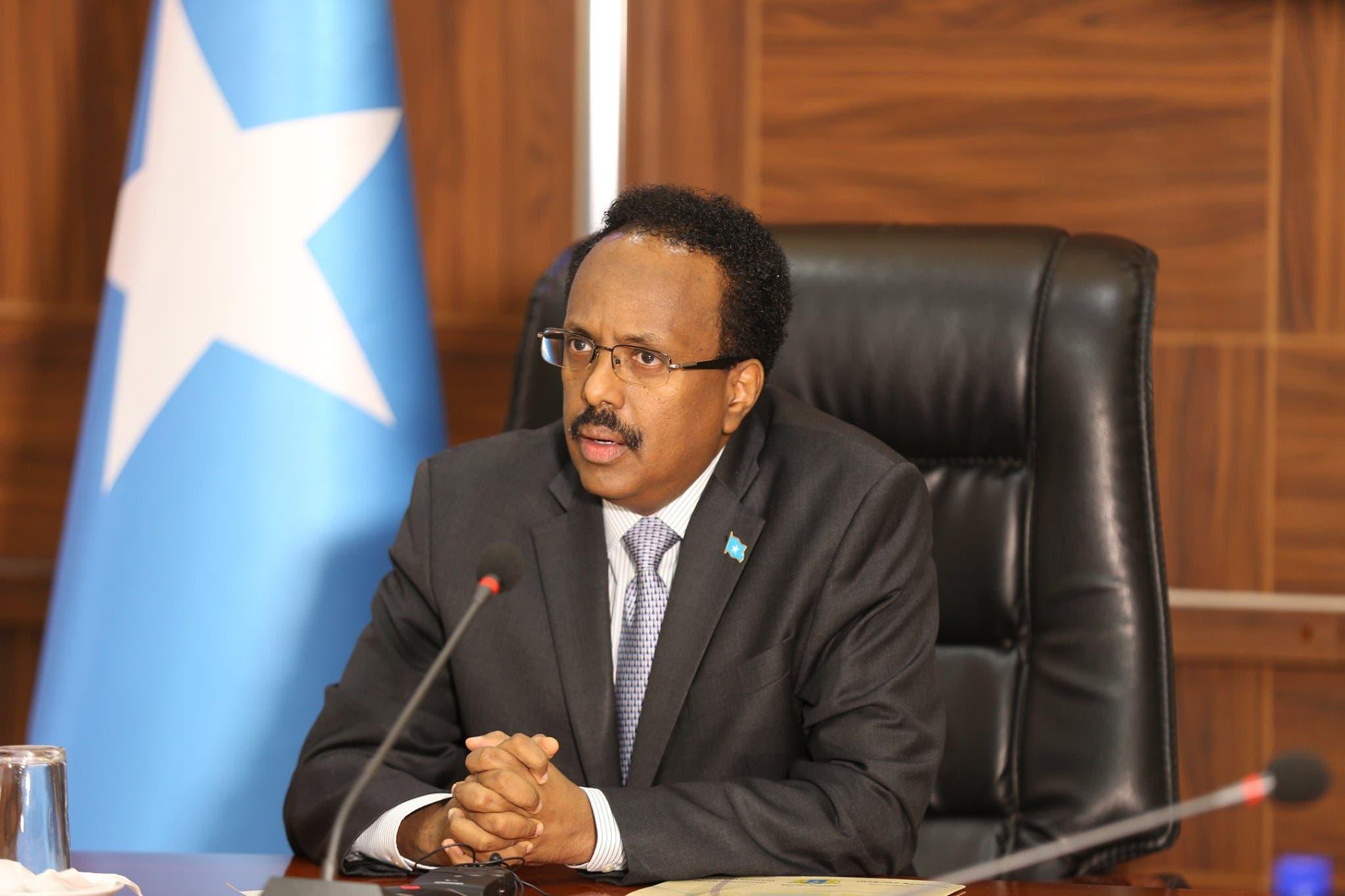 Farmaajo oo mar kale fara-geliyey xubnaha guddiyada doorashada Somaliland