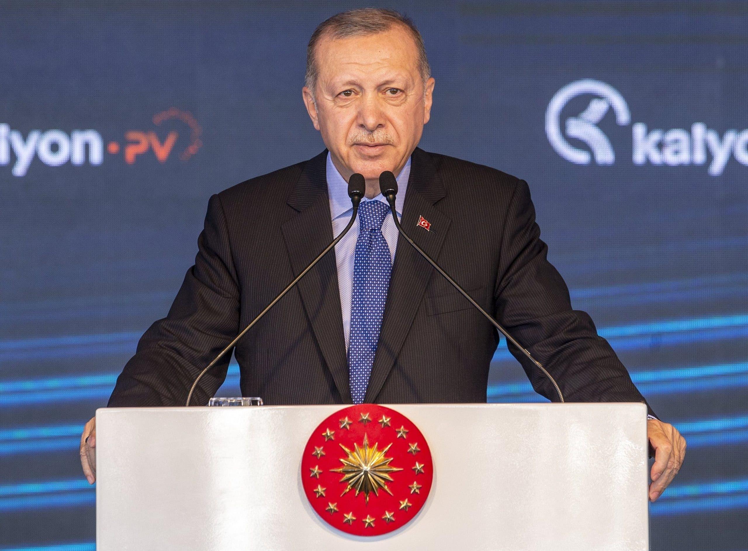 Erdogan oo shaaciyey war farxad leh wax weyn ka beddelaya taariikhda Turkey