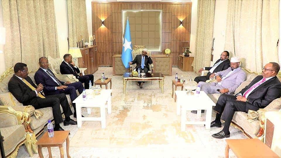 DF Somalia oo war cusub ka soo saartay wejiga sadexaad ee SHIRKA Dhuusamareeb