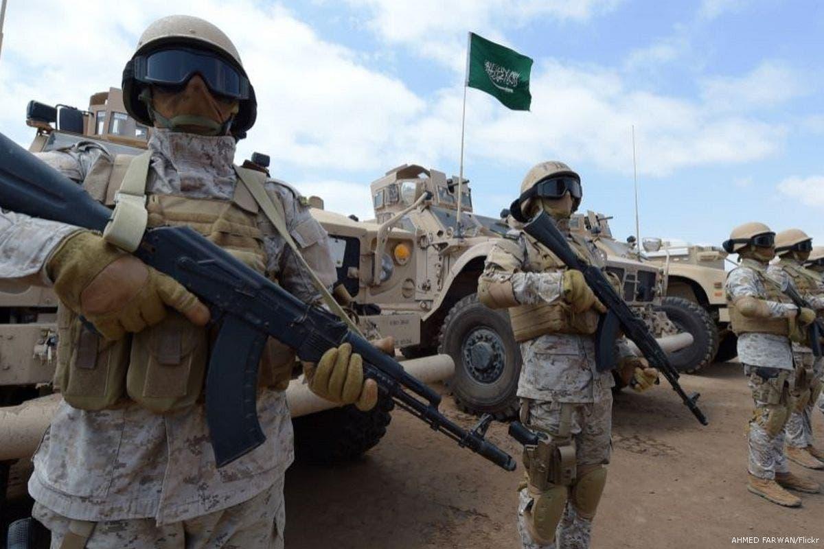 Askar Sacuudiyaan ah oo lagu laayey xuduuda Yemen