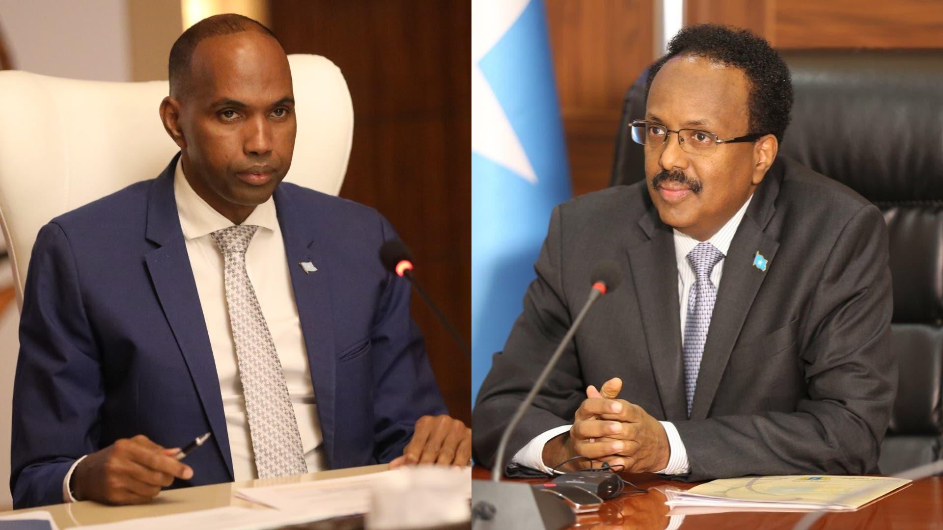 Villa Somalia oo jawaab ka bixisay taageerada beesha caalamka ee Xasan Kheyre