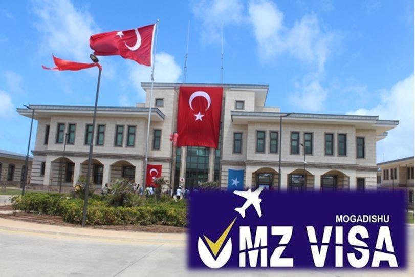 Sidee xafiiska Mahdi Guuleed ugu lug yeeshay in la xiro xafiiska Visa bixinta Turkiga?