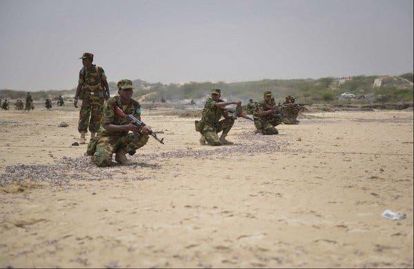 Ciidamada Jubbaland oo Al-Shabaab kala wareegay bar ay lacagaha ku qaadi jireen