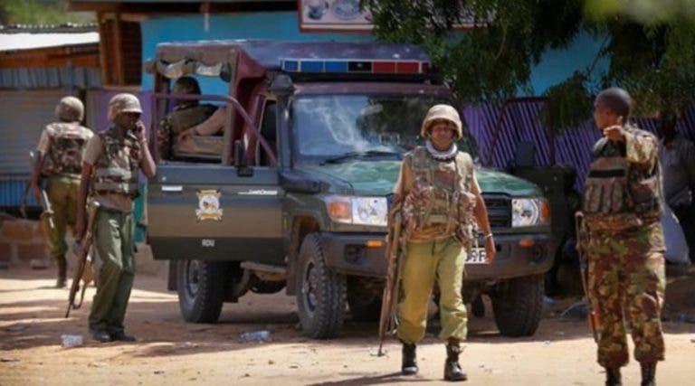 Al-Shabaab oo weeraray saldhigga ciidamada Kenya ee deegaanka Hoosingow