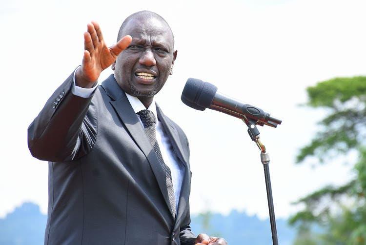 Ruto oo shaaciyey 'arrin ay DF Somalia ka damacsan tahay' joojinta qaadka Kenya