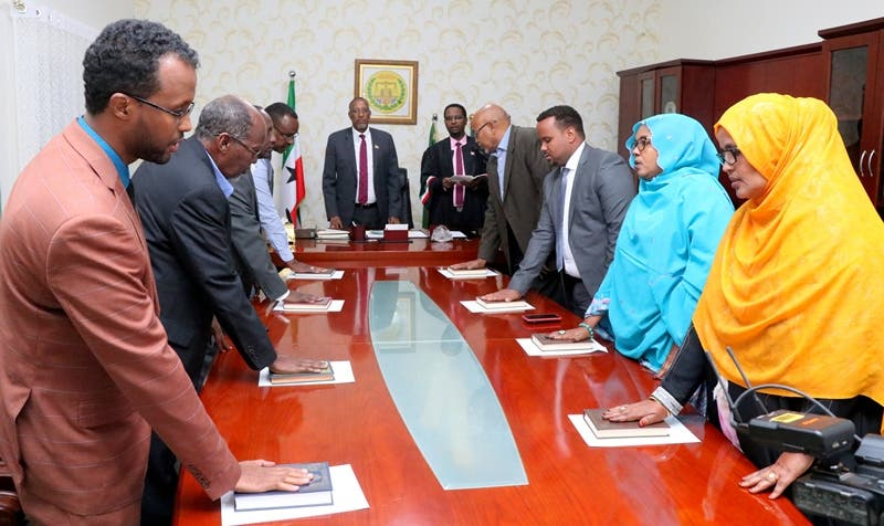 Somaliland oo mas'uuliyiin u xir-xirtay musuq-maasuq