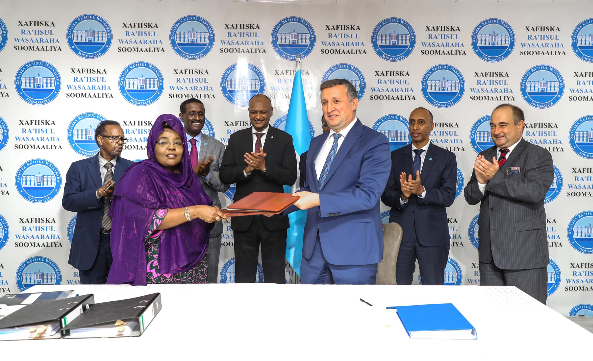Turkey digs deeper into Somalia infrastructure projects
