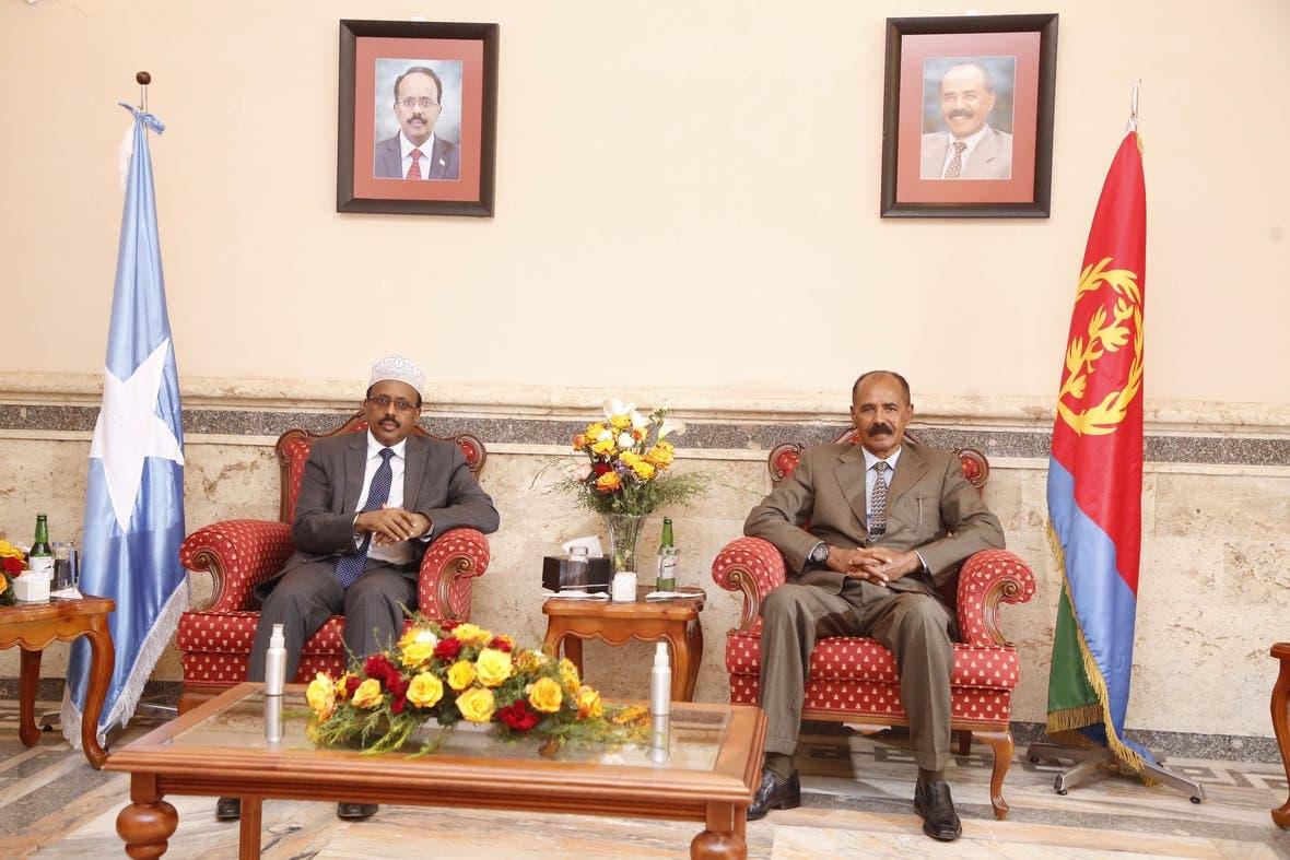 Muxuu yahay heshiiska ay gaareen Somalia iyo Eritrea?