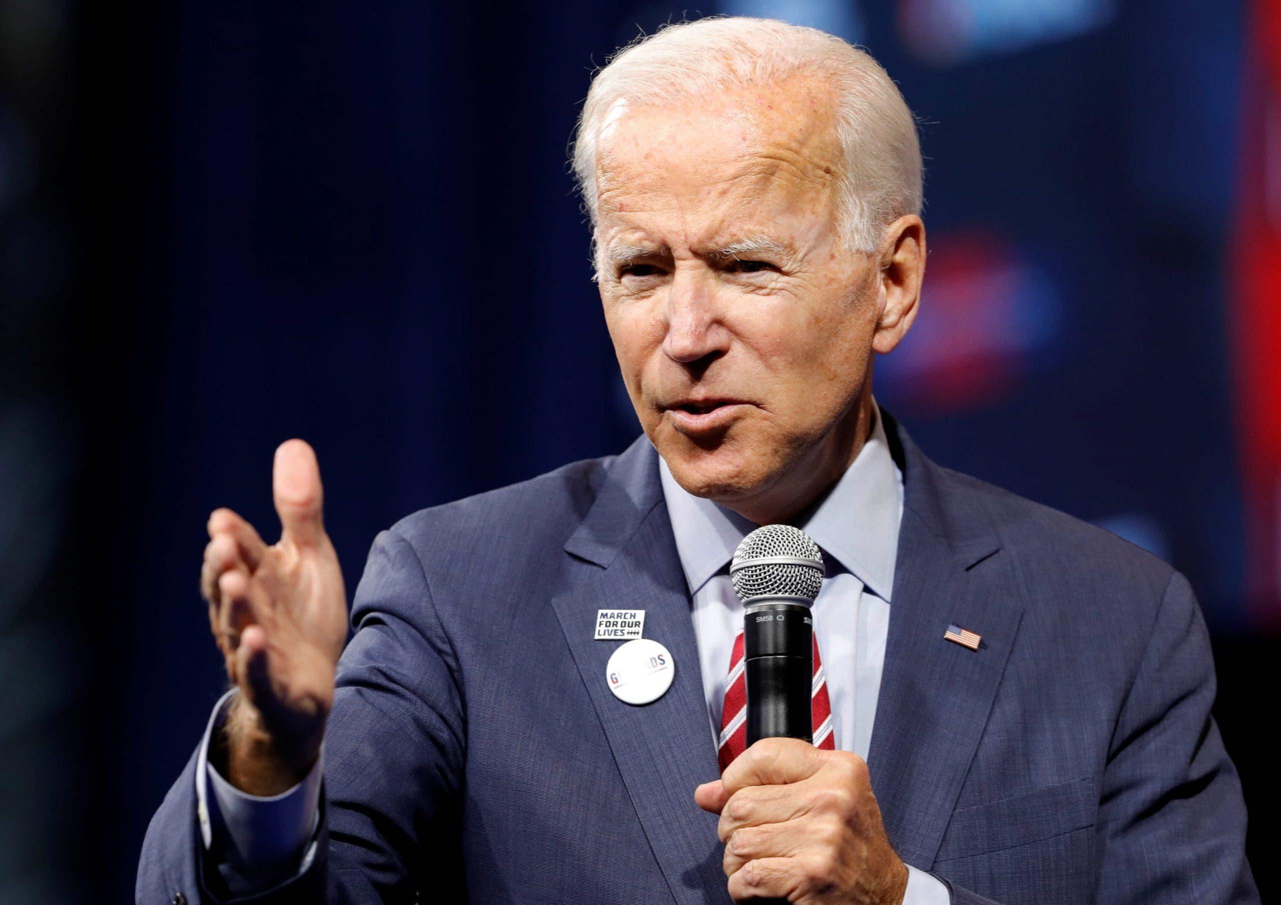 Joe Biden oo jawaab kulul ka bixiyey weerarkii uu Trump ku qaaday Soomaalida